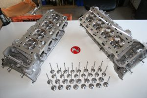 S65 Zylinderkopf Tuning